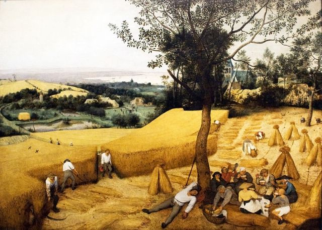 Bruegel The_Corn_Harvest