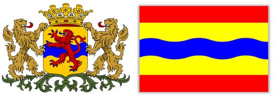 vlag overijsel
