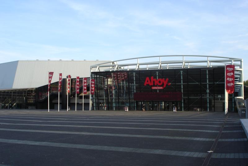 Ahoy complex Rotterdam