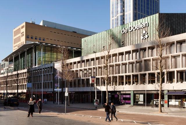 De Doelen (buitenzijde) Rotterdam