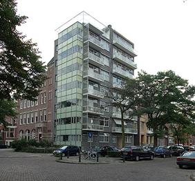 Parklaanflat, Rotterdam