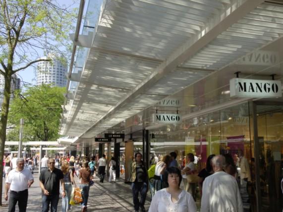 Winkelcentrum Lijnbaan