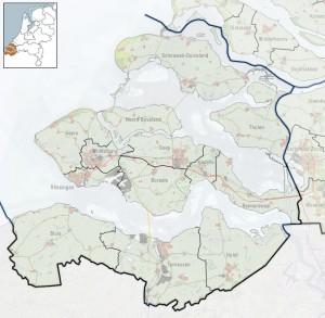 mapa Axel