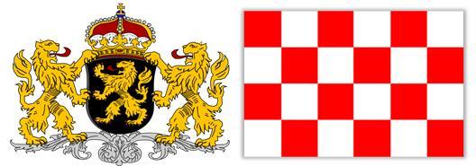herb i flaga