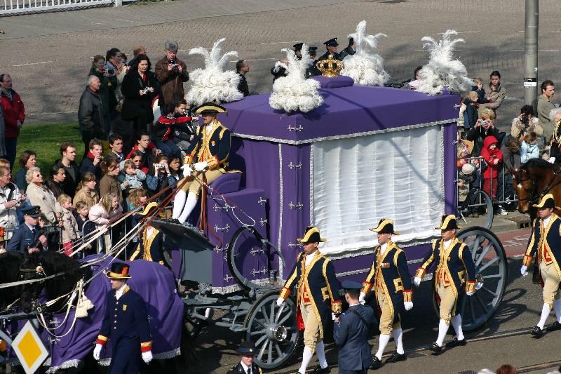Juliana - pogrzeb