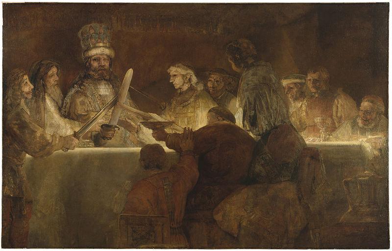 Batawowie Rembrandt