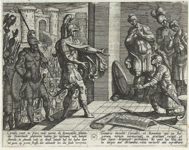 Batawowie Tempesta_Cerialis_1612