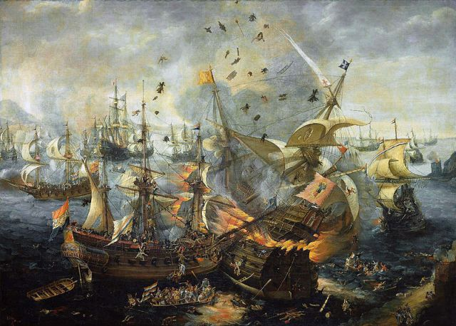 Battle_of_Gibraltar_1607