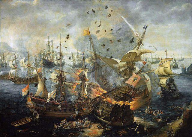 Battle_of_Gibraltar_1607