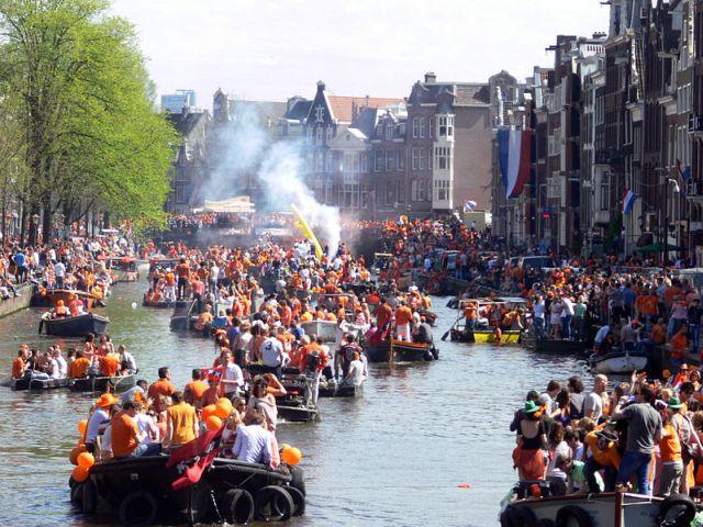 Koninginnedag_2012 Amsterdam