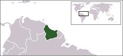 Netherlands Guiana