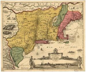 Nowe Niderlandy, 1656