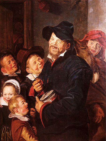 Frans_Hals_ The Rommelpot players