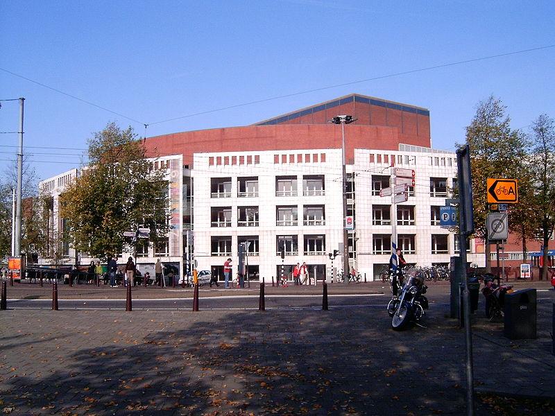 Stopera (Buitenzijde) Amsterdam