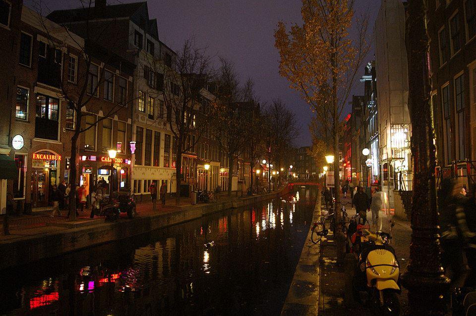 Zimowy Amsterdaam (5)